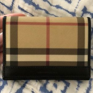 Burberry Card Wallet